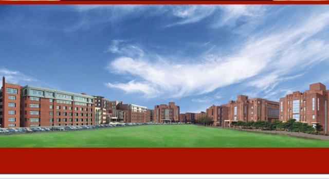 The Campus of Amity University