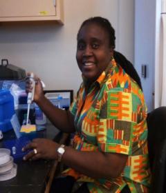 Irene S. Kargbo in Liberia