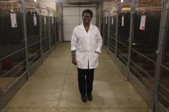 Thobela Nkukwana - 2017 Borlaug Fellow from South Africa